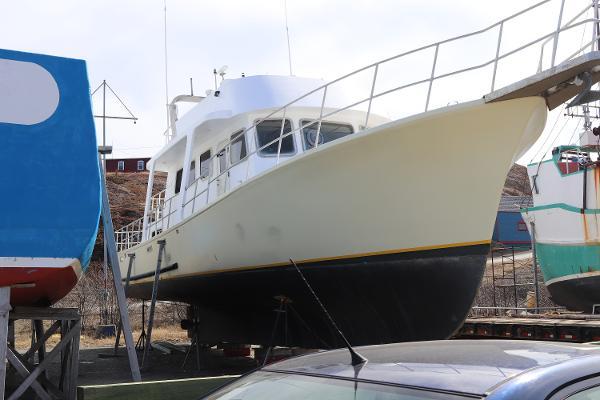 Davie Brothers 55 Trawler