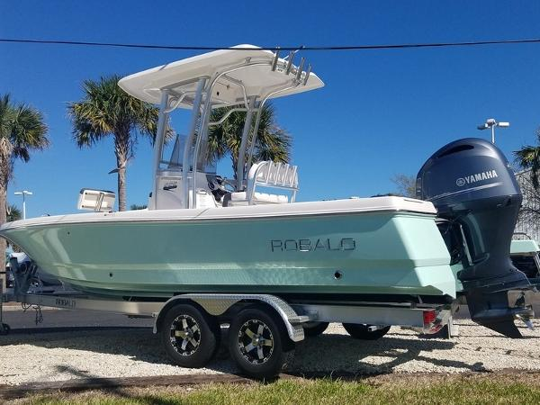 Robalo 226 Cayman Boats For Sale Boats Com