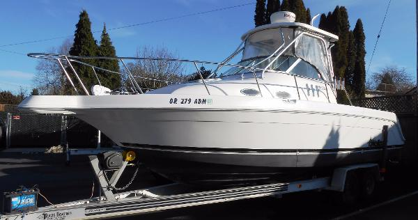 Wellcraft Coastal 270