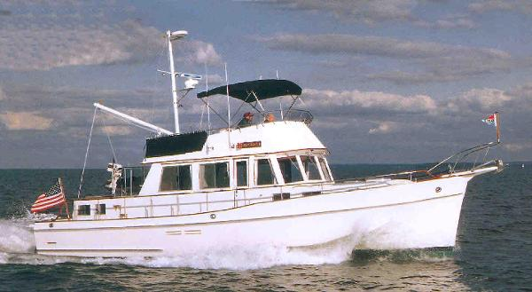 Grand Banks 49 Classic GRAND BANKS 49 CLASSIC
