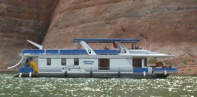 Stardust Cruisers 72 x 16 Houseboat