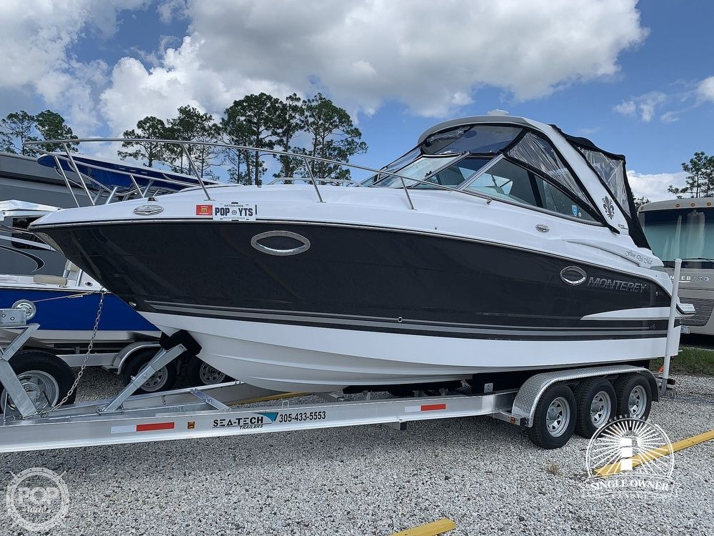 Monterey 275 SY 2017 Monterey 275 SY for sale in Saint Augustine, FL