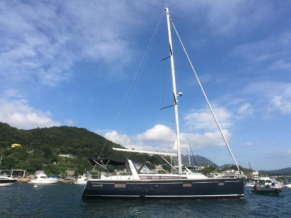 Beneteau Oceanis 48 Sailing Yacht Beneteau Oceanis 48 Photo