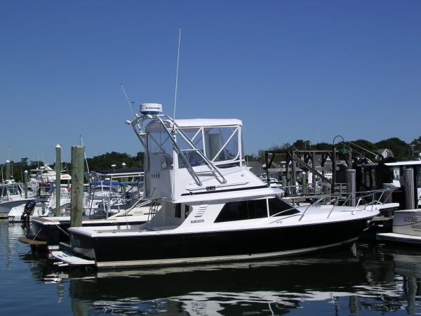 Blackfin Flybridge Photo 1