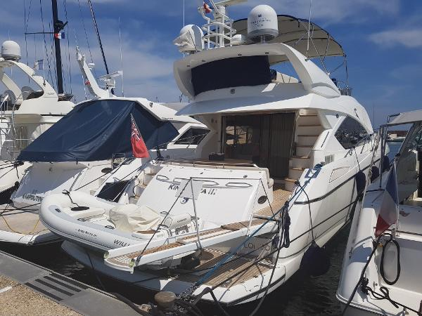Sunseeker Manhattan 60 SUNSEEKER MANHATTAN 62