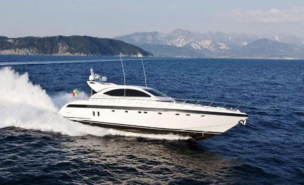 Overmarine Mangusta 72 Open