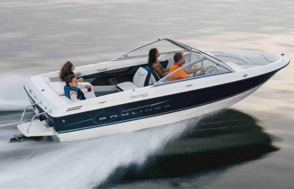 Bayliner Discovery 195 Manufacturer Provided Image