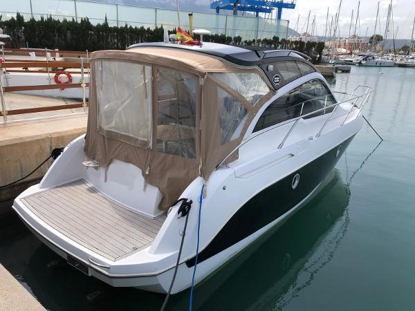 Sessa Marine C32