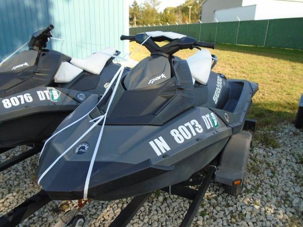 Sea-Doo Spark 2up ROTAX® 900 H.O. ACE™ iBR®