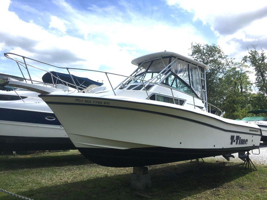 1999 Grady-White Sailfish 272, Edgewater Maryland - boats com