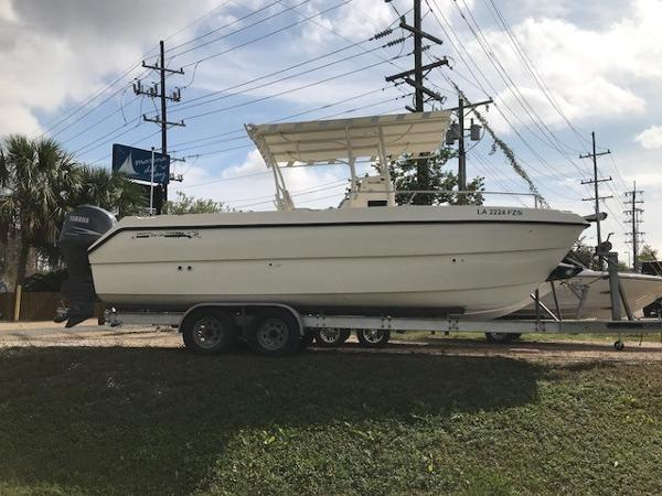 Sea Cat SL5 Center Console
