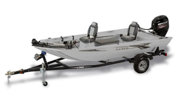Lowe Stryker 16SS