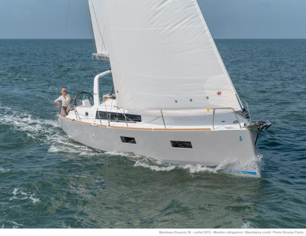 Beneteau Oceanis 38 - In Stock