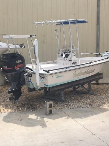 Maverick Boat Co. Master Angler 21