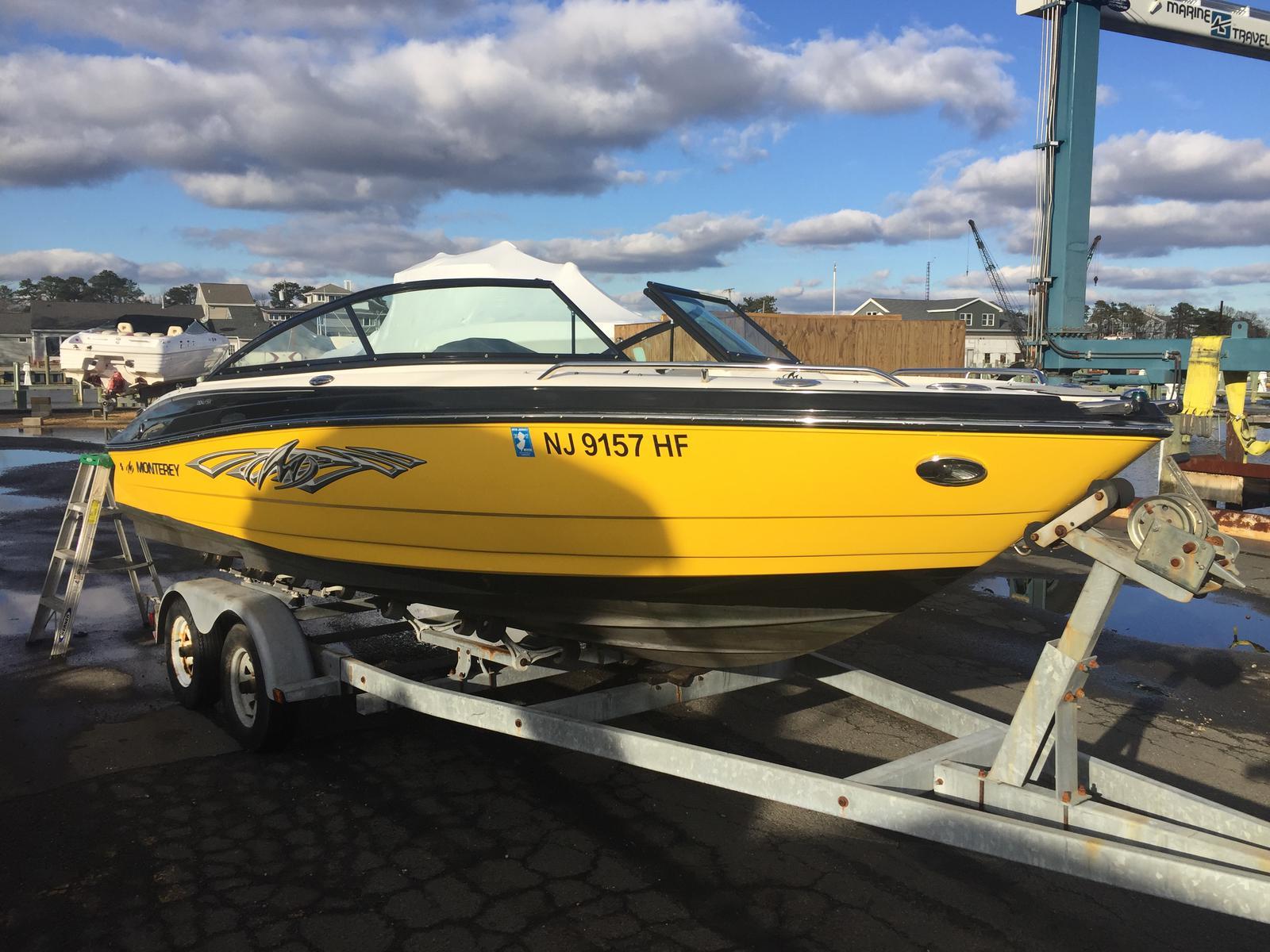 Mercury Boats 204FSX