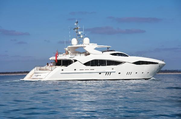 Sunseeker 130 Sport Yacht