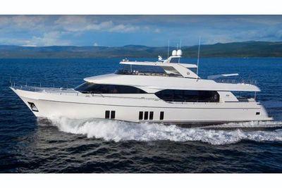 Ocean Alexander 100 Flybridge Megayacht