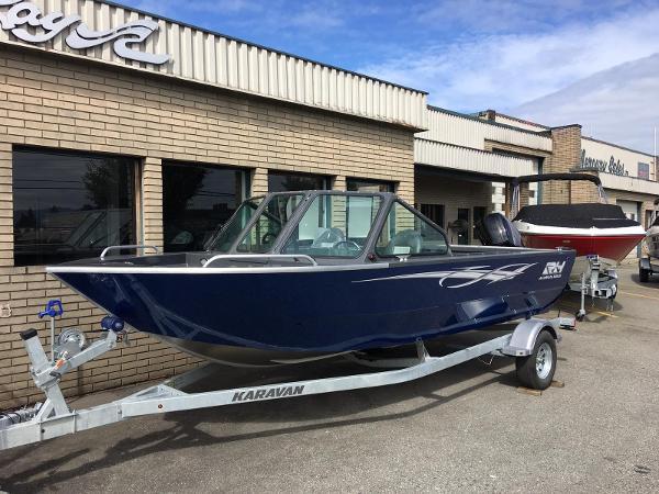 Rh Boats 19' GB