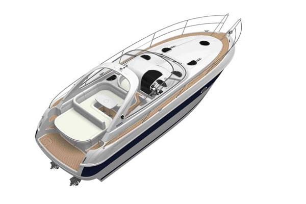 Bavaria Motor Boats 37 Sport Manufacturer Provided Image: 37 Sport