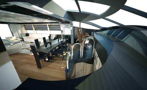 Sunseeker 101 Sport Yacht Exterior