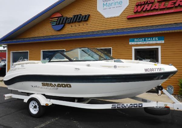Sea-Doo Sport Boats 185 Utopia