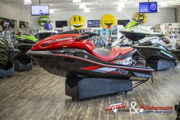 Kawasaki Jet Ski® Ultra® 310X SE
