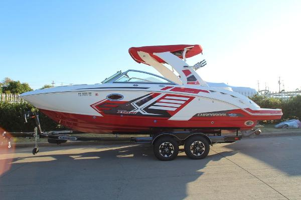 Chaparral 264 Tow Boat