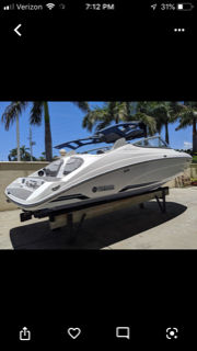 Yamaha Boats Limited 212 S