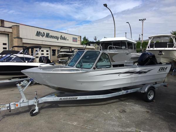 Rh Boats 18' SH