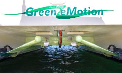GreenCat 445 with Green-Motion System