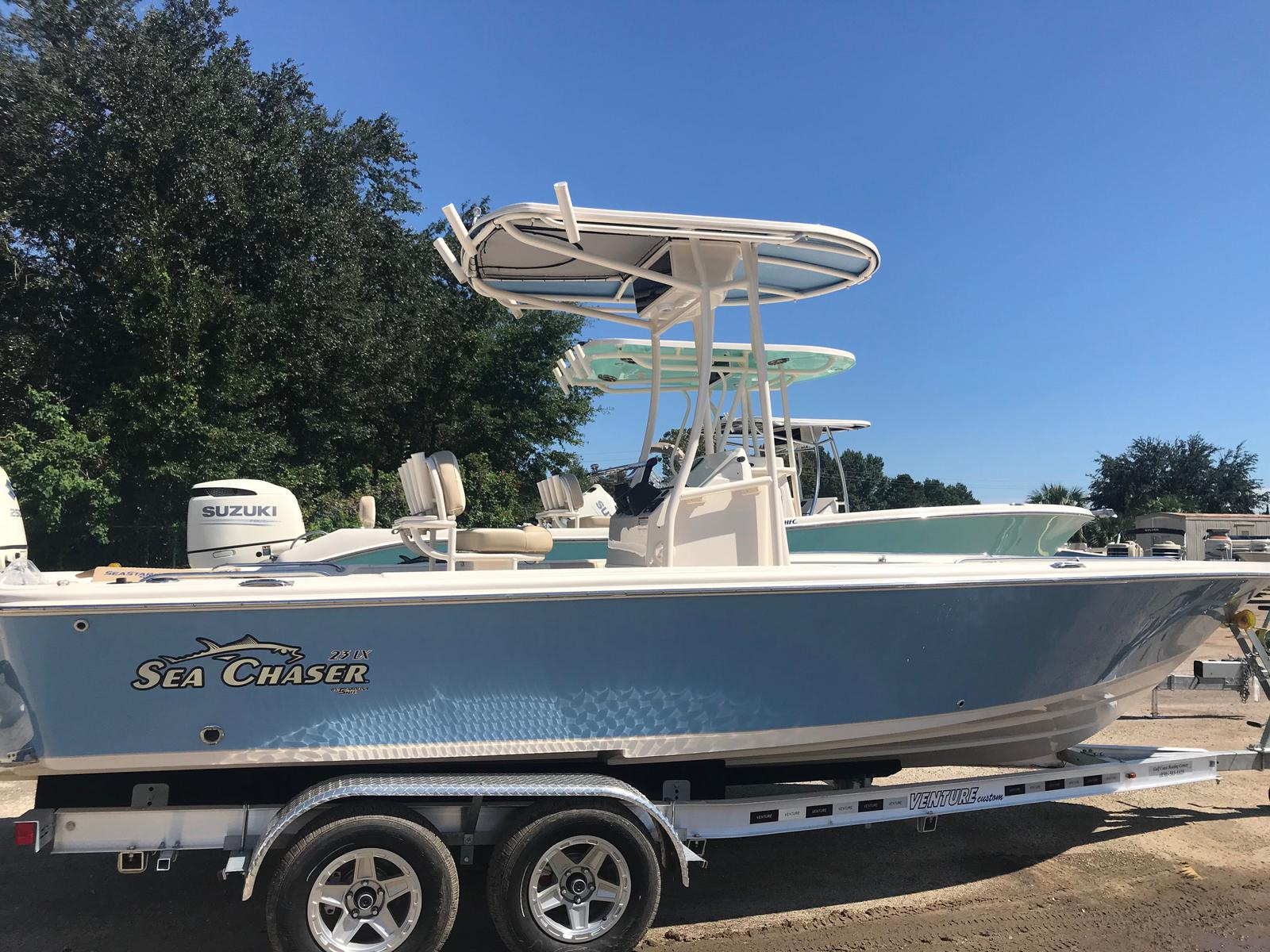 Sea Chaser 23 LX