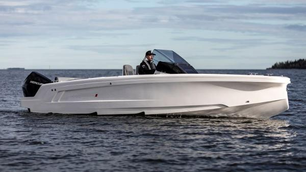 Axopar 22 Spyder  Display Boat