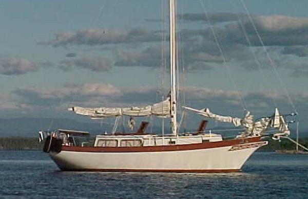 Downeast Yachts D32