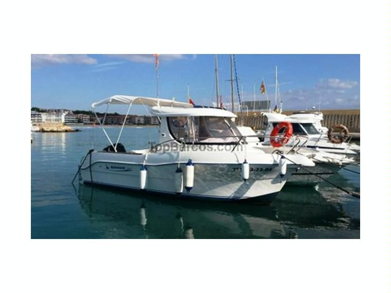 Quicksilver Quicksilver Captur 640 Pilothouse
