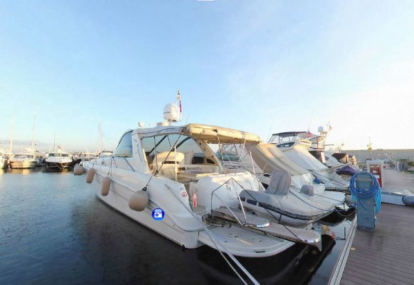 Sea Ray Sundancer 460 [MF13800]