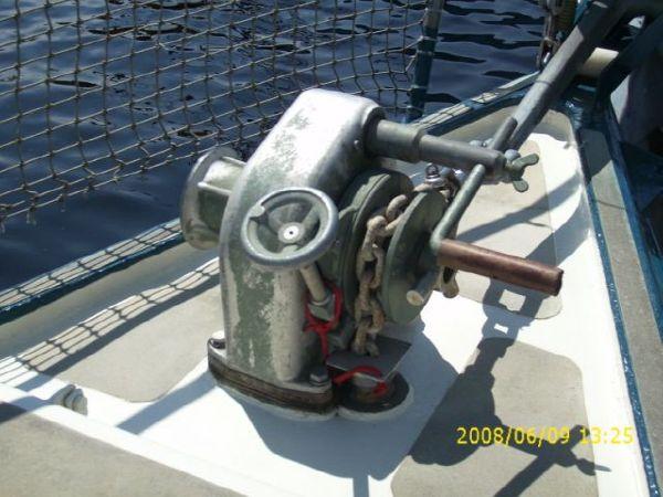 Reinke Hydra Steel S/Y