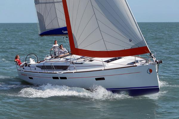 Jeanneau Sun Odyssey 469 Manufacturer Provided Image
