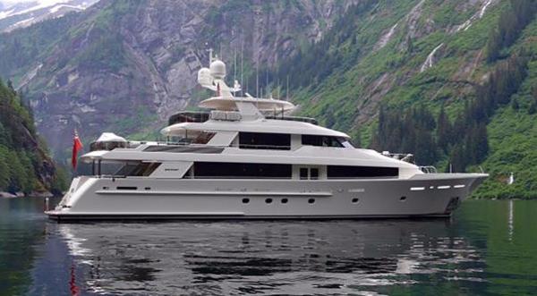 Westport Tri-Deck Motoryacht Profile