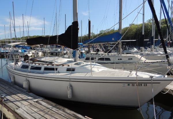 Catalina 30 Stb. Side