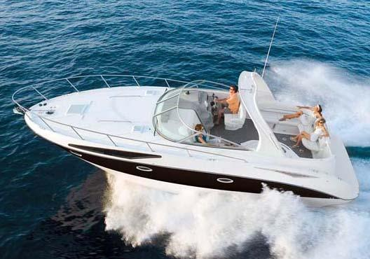Bayliner 340 Manufacturer Provided Image
