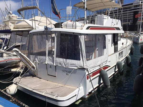 Beneteau trawler swift 44