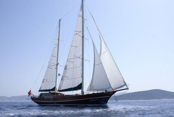 Bodrum Custom Built Motor Sailor Photo 1