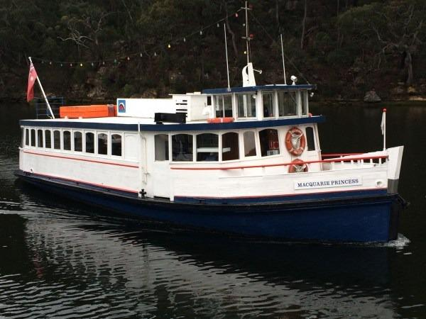 Timber Charter Ferry