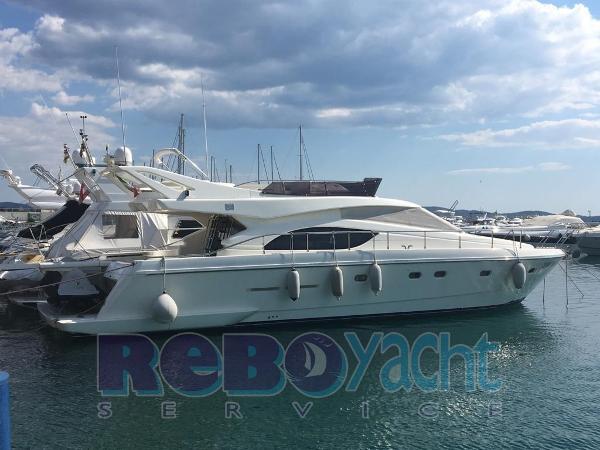 Ferretti Yachts 53 FLY 17