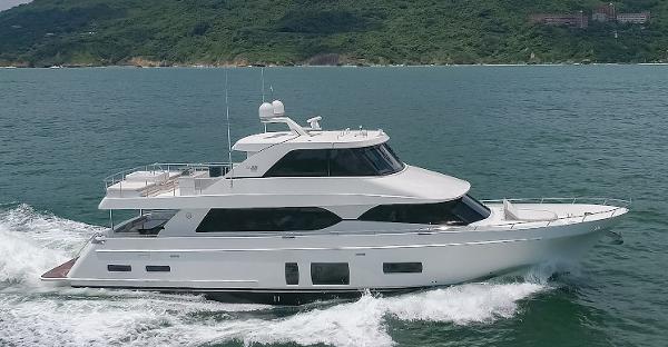 Ocean Alexander 88 Motoryacht
