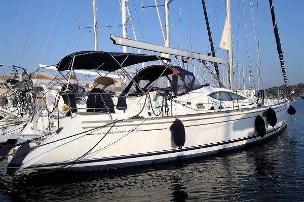 Jeanneau Sun Odyssey 49 DS Jeanneau Sun Odyssey 49 DS (120)