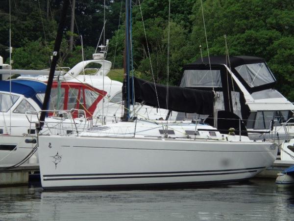 Beneteau First 34.7 Beneteau First 34.7 - Swordfish