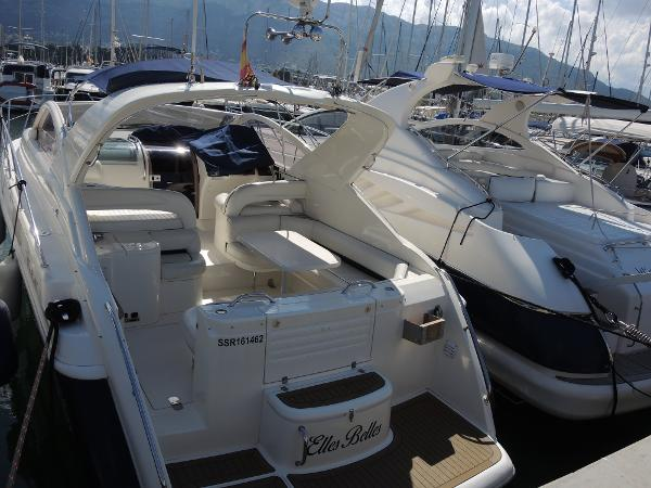 Fairline Targa 37
