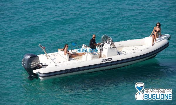 JokerBoat Clubman 26