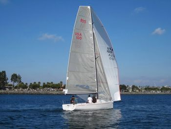 Flying Tiger 7.5M Sailing